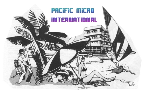 PACIFIC MICRO INTERNATIONAL SOFTWARE